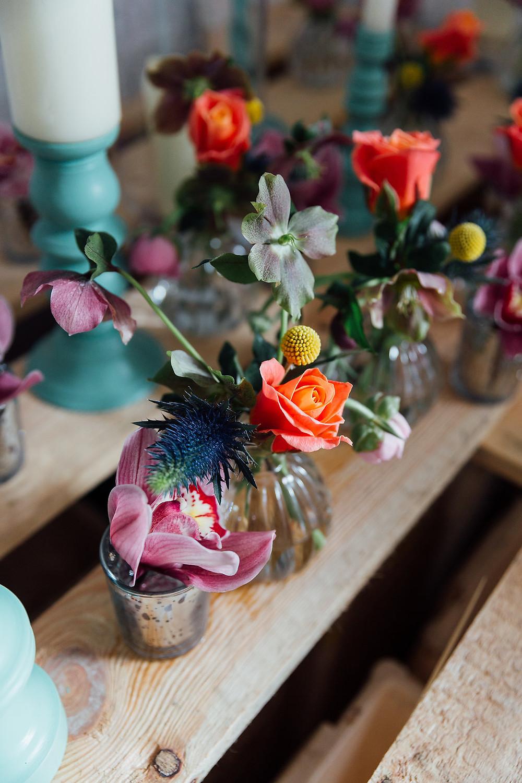 Charlotte Bryer-Ash Photography & Clair Lythgoe Wedding & Event Florist.