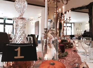 Harry Potter Themed Wedding – A Stylish Affair!