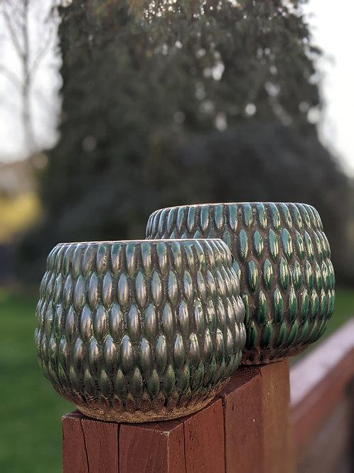 The Armadillo Plant Pot- Small