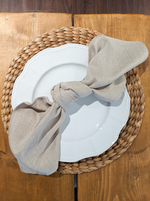 Wheat Linen Napkin