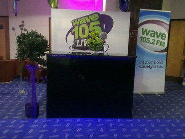 Our Bay Tree's Outing to the Wave 105 Live Event