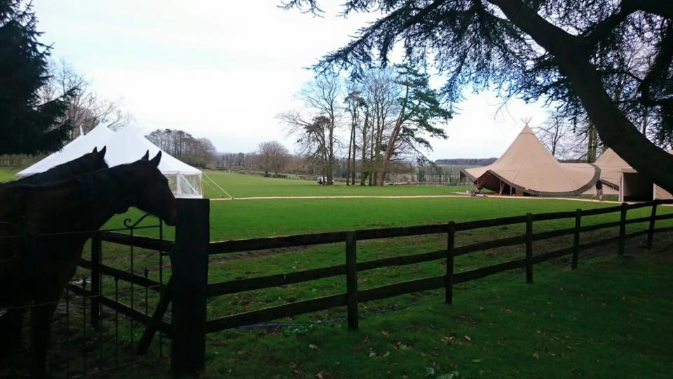 Coastal Tents Tipi's