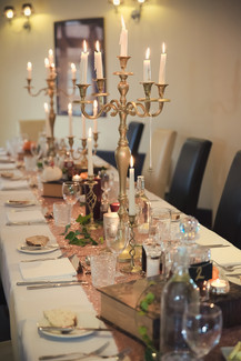HARRY POTTER TABLE STYLING