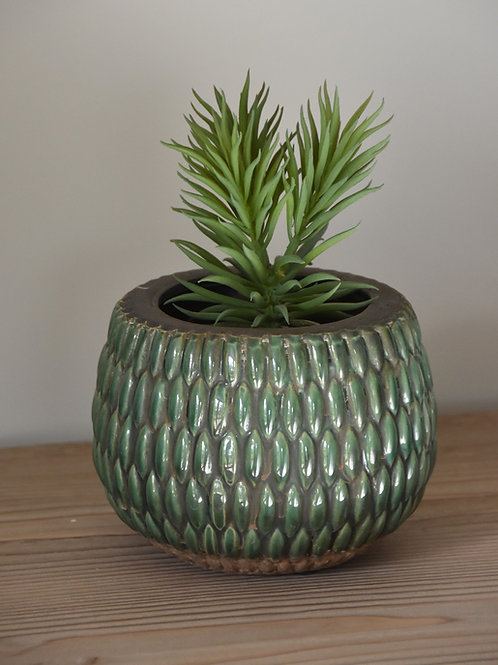 The Armadillo Plant Pot