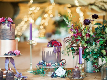 Woodland Luxe Shoot in the Heart of Dorset
