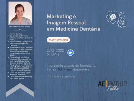 Marketing e Imagem Pessoal em Medicina Dentária