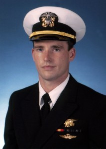 "LT Michael Murphy ""Education will set you free"""