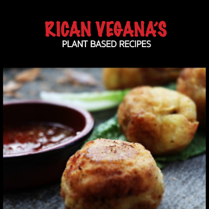 Rican Vegana's Plant Based Recipes Ebook