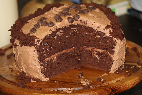 Moist Chocolate Cake | Cupcakes