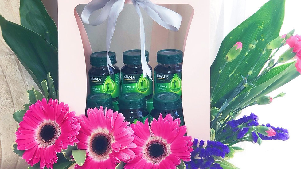 Get Well Soon Hamper - Bloom your Health