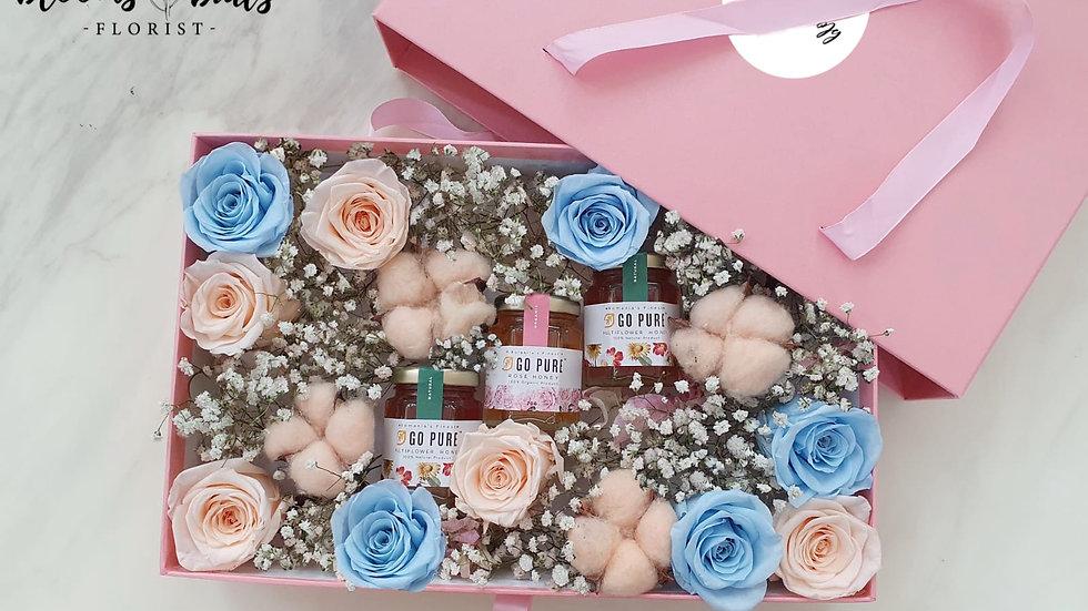 Pastel Eternal Bloom Gift Bundle