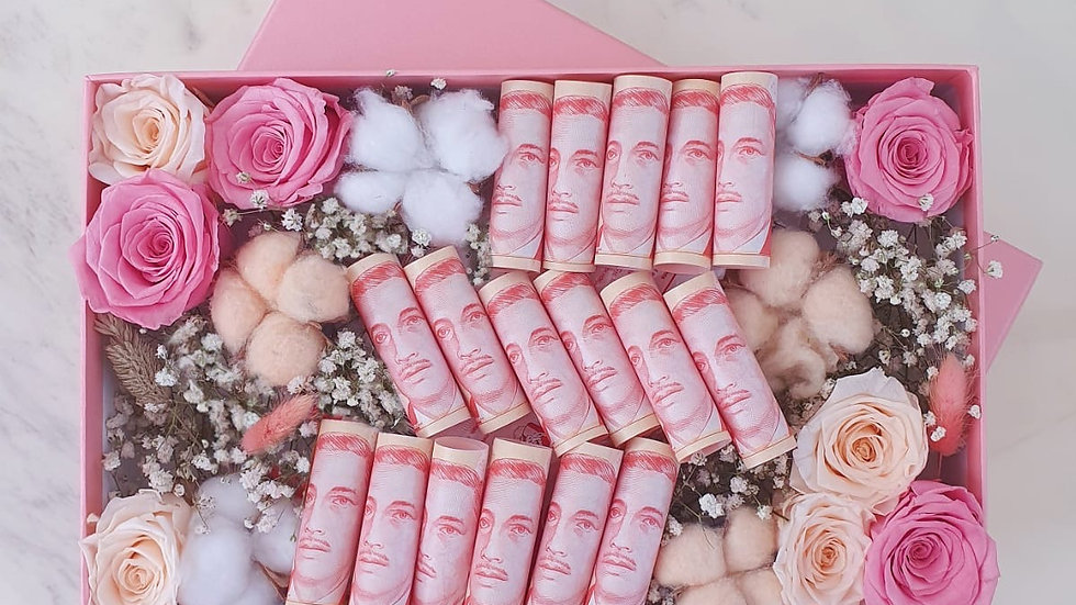 Eternal Money Box