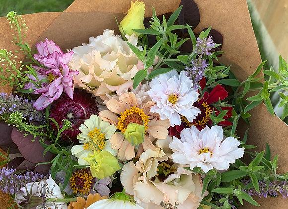 CSA - Summer Bouquet Share