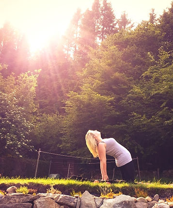 Louise Gresty yoga