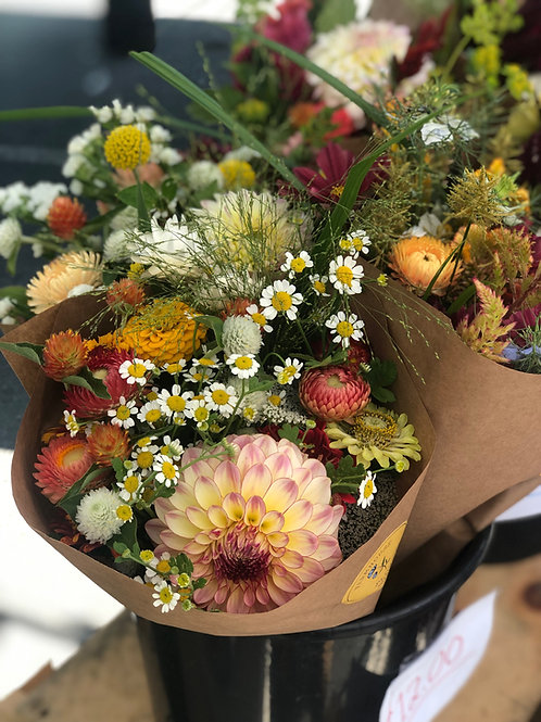 CSA - Back to School Blooms Bouquet Share
