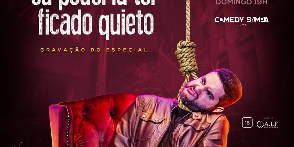 Dihh Lopes - EU PODERIA TER FICADO QUIETO