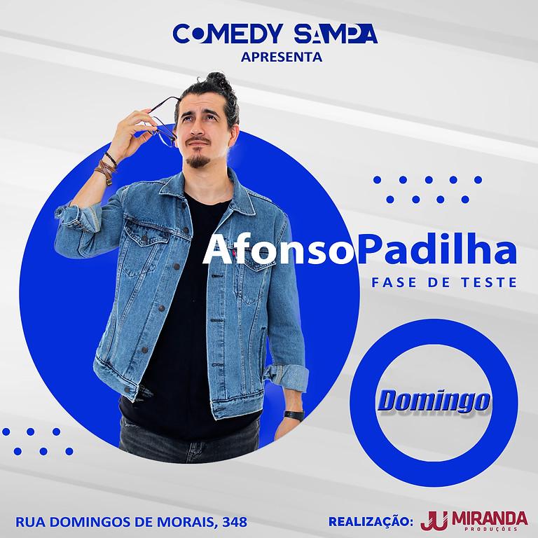Afonso Padilha - FASE DE TESTE