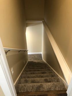 Huellmantel basement stairwell