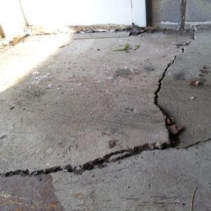Cracked Concrete Repair Baltimore