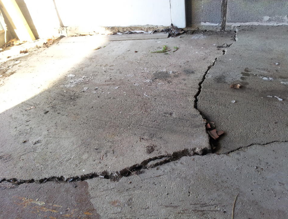 Cracked Concrete Repair Tampa