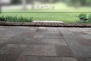 Pro Concrete Leveling - Houston / Dallas TX - Before Concrete Raising