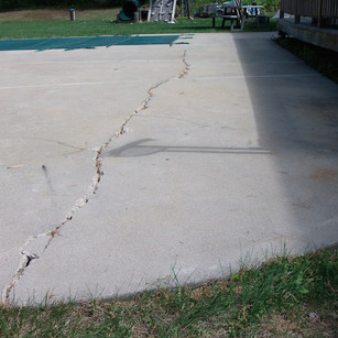 Concrete Patio Repair