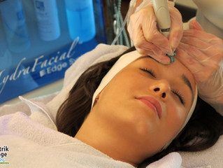 HydraFacial MD: A Touch of Hollywood
