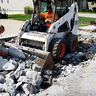 Concrete Removal - Baltimore