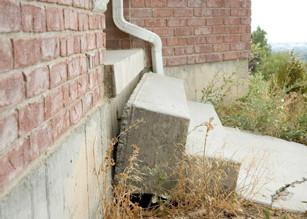Concrete Stair Lifting Residential Concrete Raising, Concrete Raising, Concrete Lifting, Concrete Leveling, Baltimore, Mudjacking, Concrete Grinding, Foundation Repair Baltimore