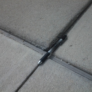 Trip Hazard Repair Garage Concrete Leveling, Concrete Raising, Concrete Lifting, Concrete Leveling, Baltimore, Mudjacking, Concrete Grinding, Foundation Repair Baltimore