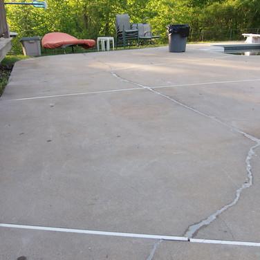 Concrete Patio Repair Tampa