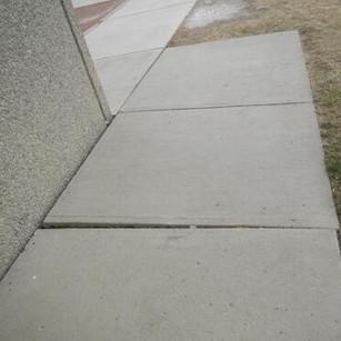 Commercial Sidewalk Repair Pittsburgh