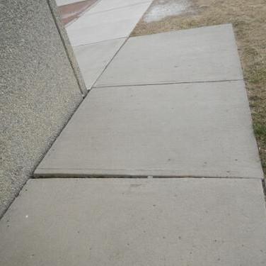 Commercial Sidewalks