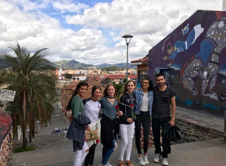 Our Trip To Cuenca!