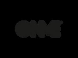 Logo ONME horizontal negro