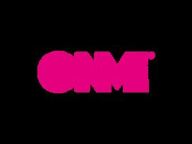 Logo ONME horizontal magenta