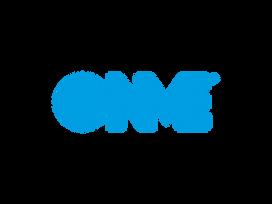 Logo ONME horizontal cyan
