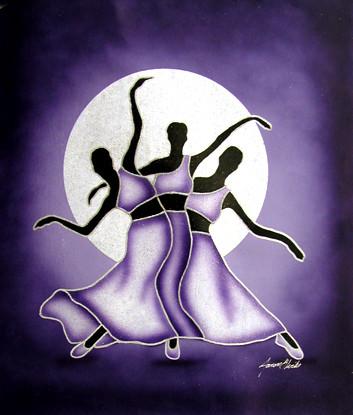dancers by moon light (purple).jpg