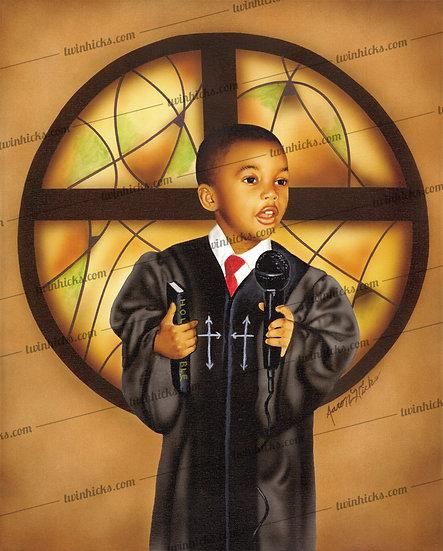 God's Little Preacher