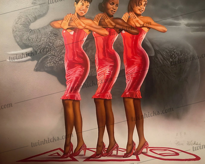 Delta Sisters III