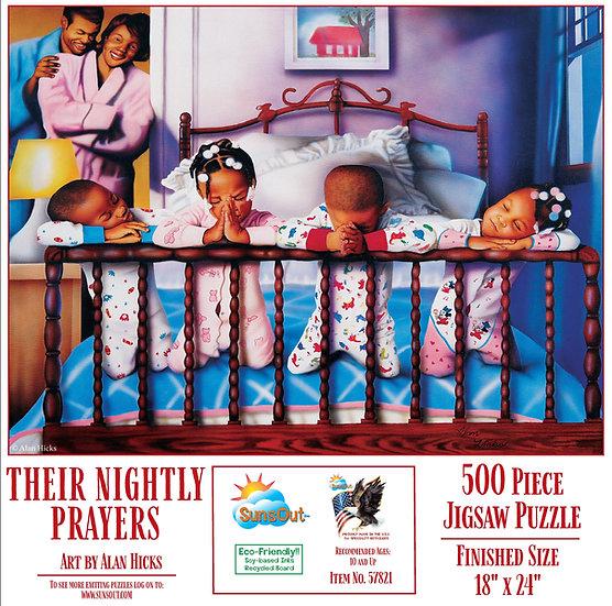 Their Nightly Prayers Puzzle