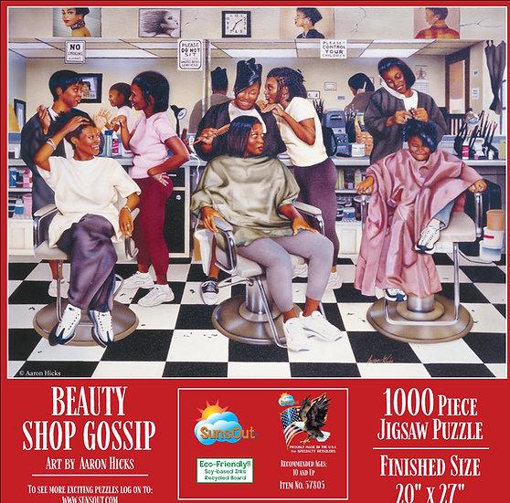 Beauty Shop Gossip Puzzle