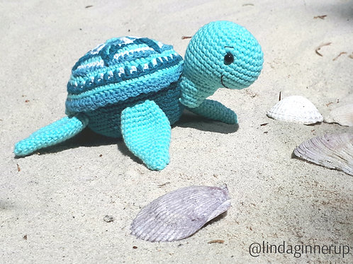 Mandala Skildpadde