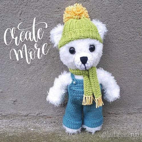 Bamsetøj til Viola