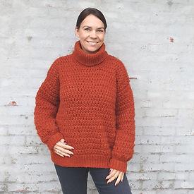 Fluffy Glitz Sweater