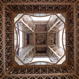 Under the Eiffel Tower, Paris, France – 2018