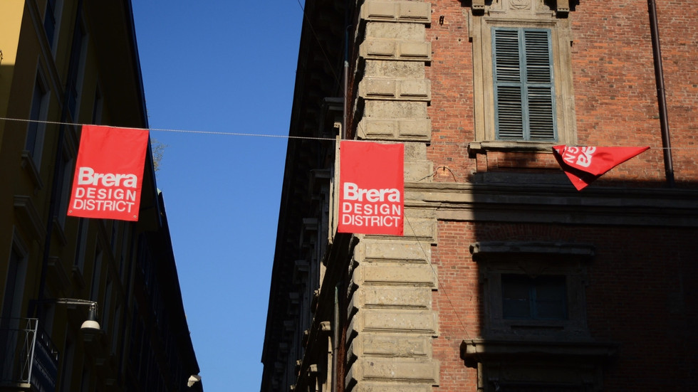 Brera Design District, Milan, Italy - 2018