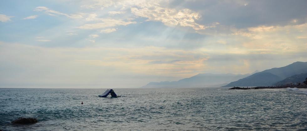 Bordighera, Liguria, Italy - 2018