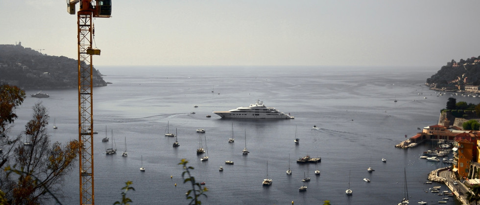 Nice —> Monaco, Provence-Alpes-Cote d'Azur, France - 2018