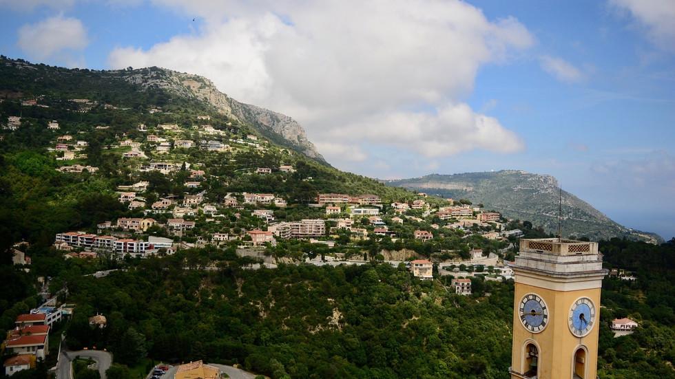 Éze, Provence-Alpes-Cote d'Azur, France - 2018